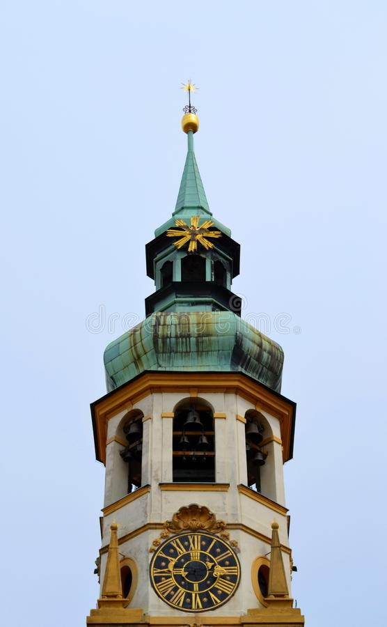 Free Bell Tower And Clock Stock Images - 32281374