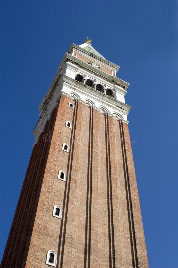 Free Bell Tower From Venice Royalty Free Stock Photo - 3614985