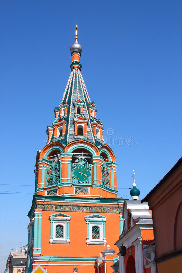 Download Bell Tower Of Orthodox Church Stock Images - Image: 12058884