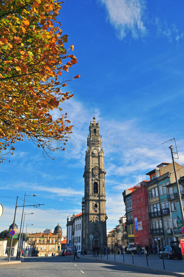 Download Bell tower of Porto editorial image. Image of history - 38205205