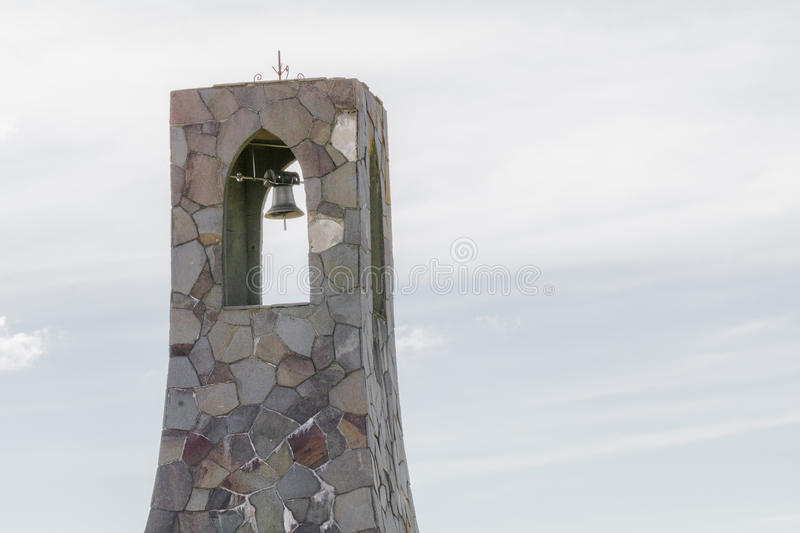 Bell tower of Utsukushigahara park is one of the most importan royalty free stock image