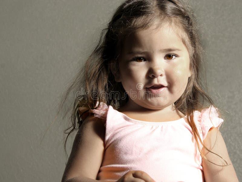 Bella bambina fotografie stock libere da diritti