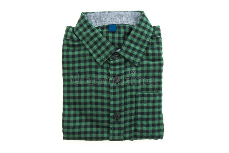 Bella camicia di modo degli uomini immagini stock