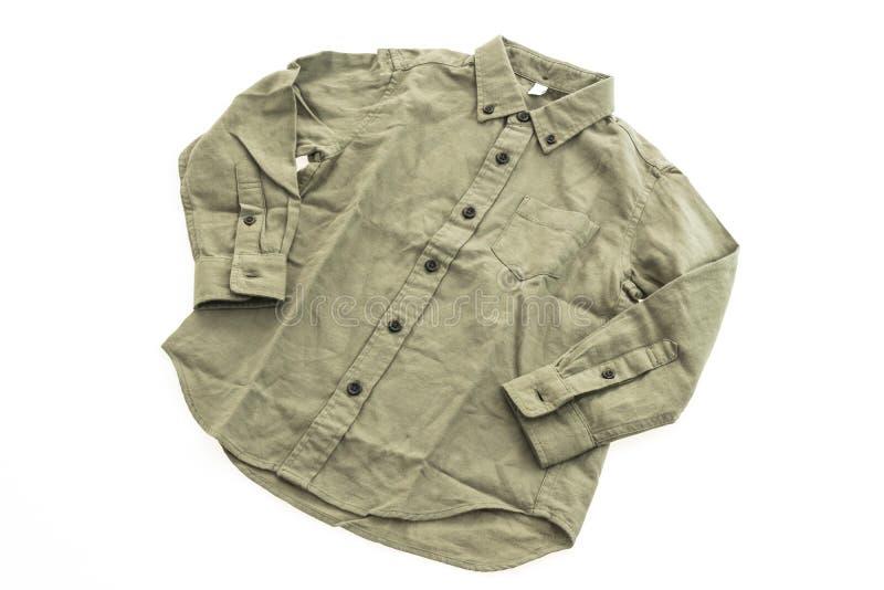 Bella camicia di modo degli uomini immagini stock libere da diritti