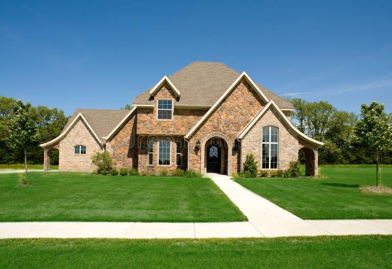 Bella casa o Camera immagine stock libera da diritti