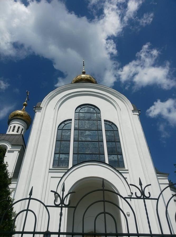 Bella chiesa fotografia stock libera da diritti