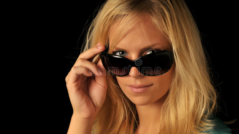 Bella donna 0212 fotografia stock