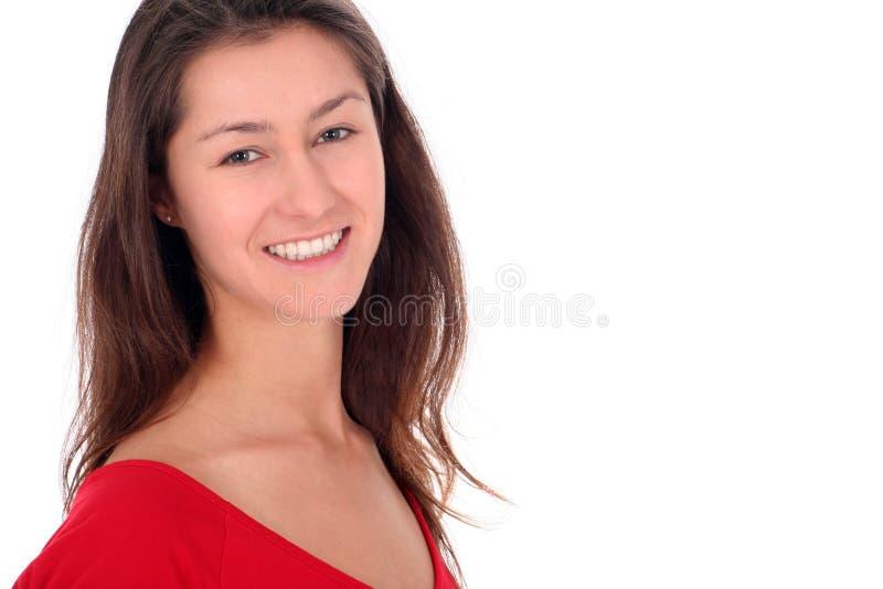 Download Bella donna immagine stock. Immagine di femmine, felice - 3881081