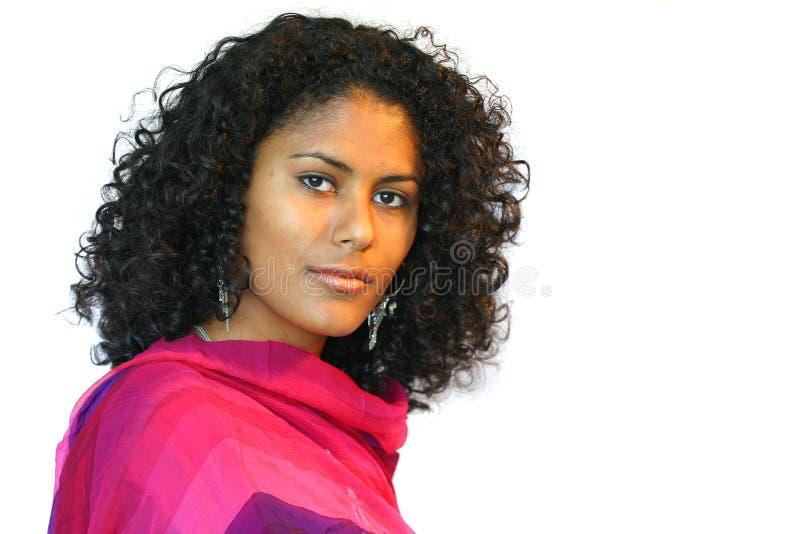 Download Bella donna brasiliana immagine stock. Immagine di ritratto - 205449