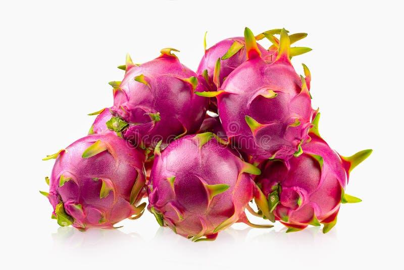 Bella frutta rosa del drago immagine stock libera da diritti
