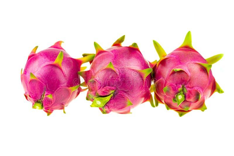 Bella frutta rosa del drago fotografia stock