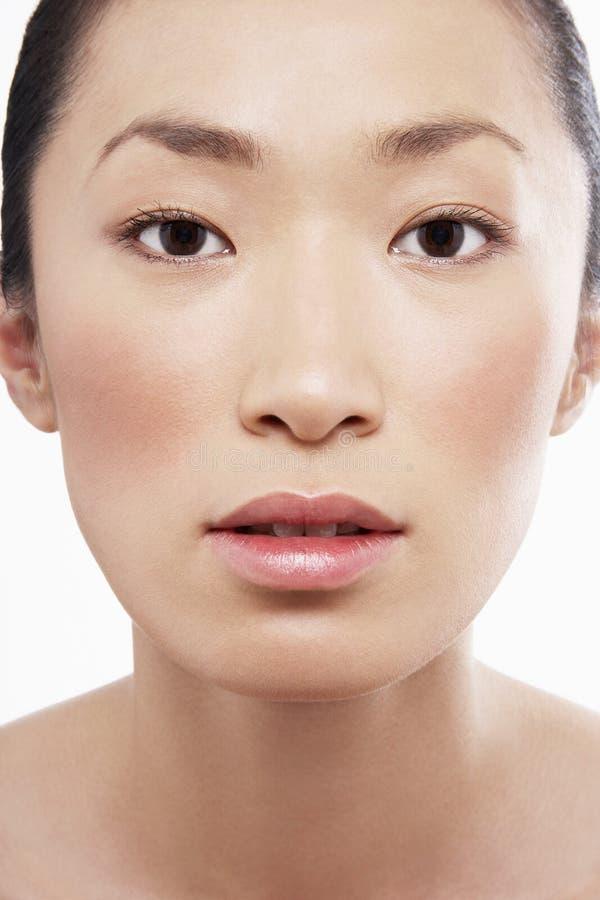 Bella giovane donna asiatica fotografie stock libere da diritti