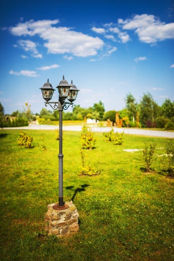Bella lanterna fotografie stock libere da diritti
