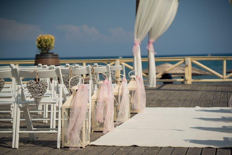 Bella lanterna, decorazione di nozze Fotografia sbalorditiva delle azione di nozze dalla Grecia! Fotografia sbalorditiva delle az immagine stock