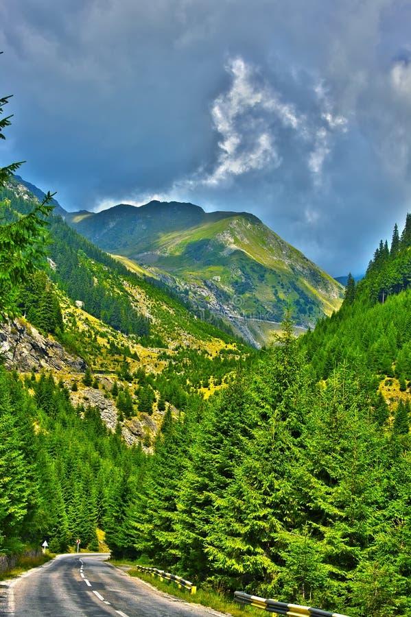 Bella montagna immagine stock libera da diritti