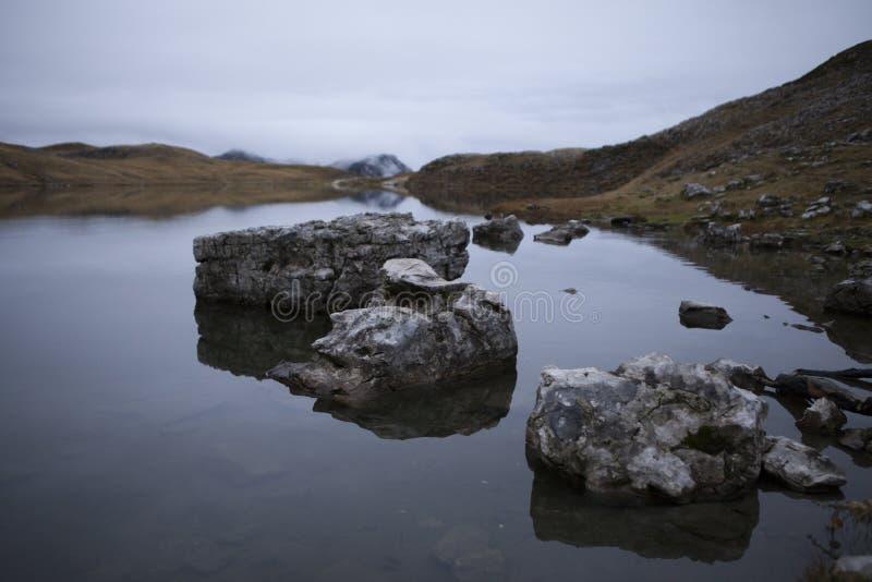 Bella natura austriaca fotografie stock libere da diritti