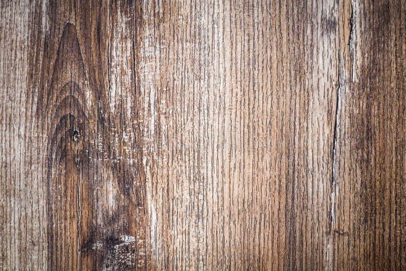 Bella natura di vecchia del grano della plancia struttura di legno del legname illustrazione vettoriale