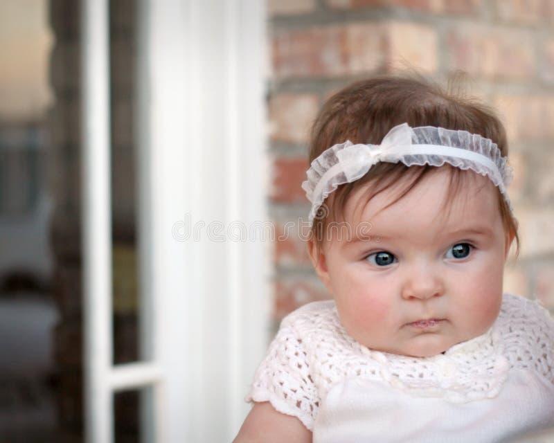 Bella neonata immagini stock libere da diritti