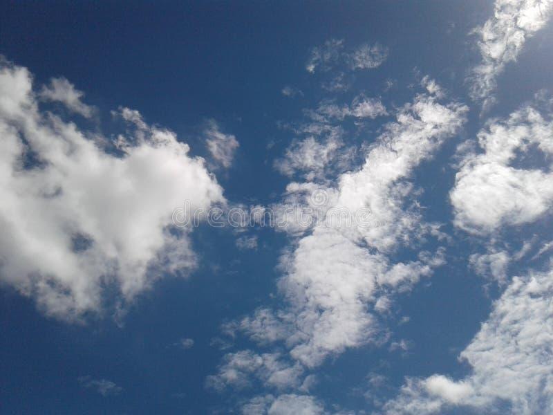 Bella priorità bassa del cielo fotografia stock