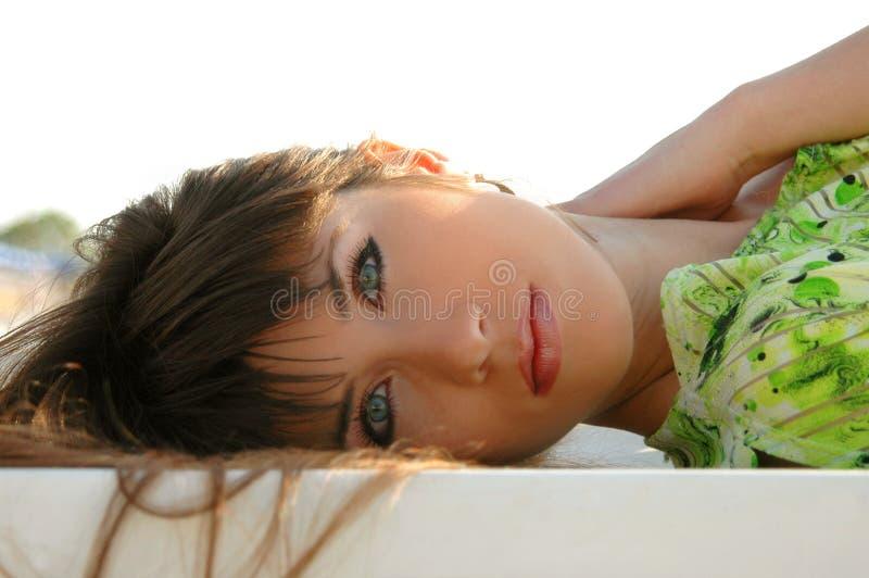 Bella ragazza immagini stock libere da diritti