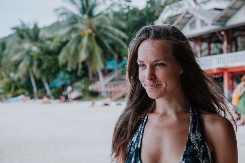 Bella ragazza del hippie immagini stock