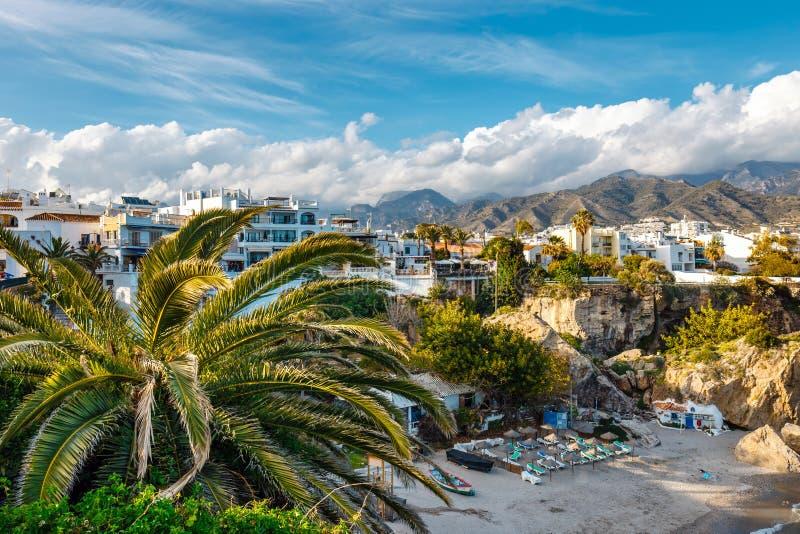 Frigiliana Nerja Andalusia Mediterraneo Costa del Sol Spagna fotografia stampa