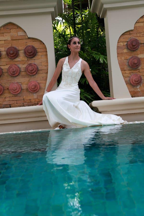 Bella sposa. immagine stock libera da diritti
