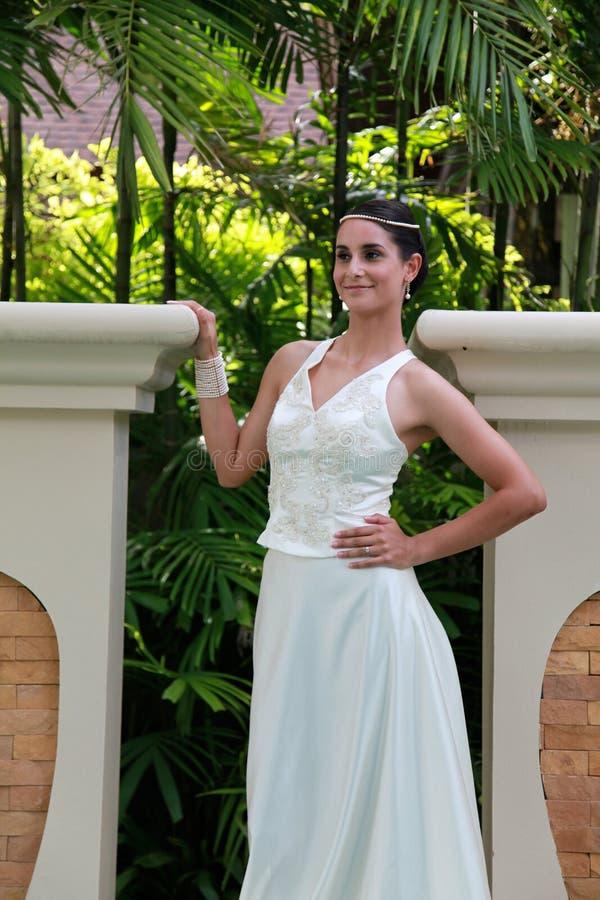 Bella sposa. fotografie stock libere da diritti