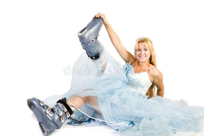 Download Bella sposa immagine stock. Immagine di modo, aspirazioni - 3148759