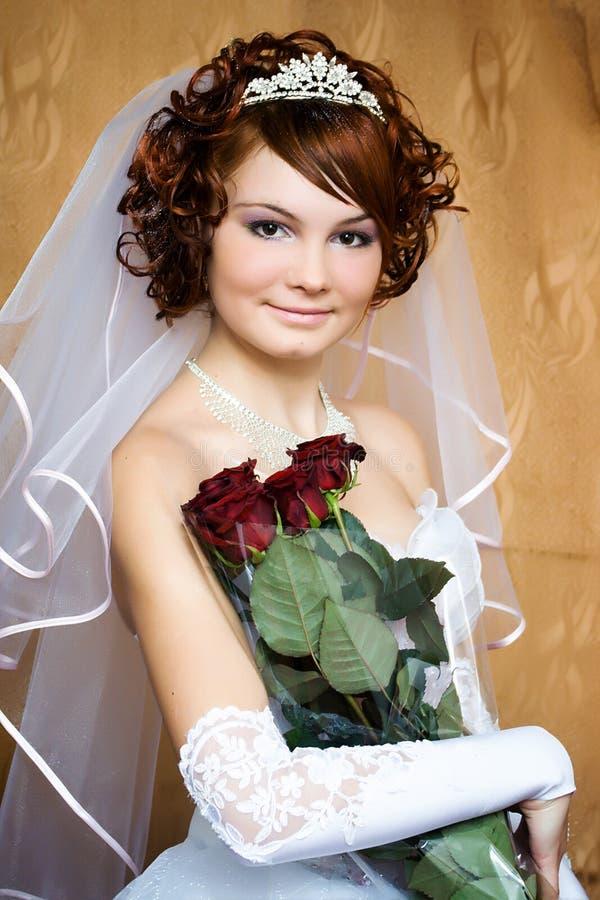 Bella sposa immagine stock libera da diritti