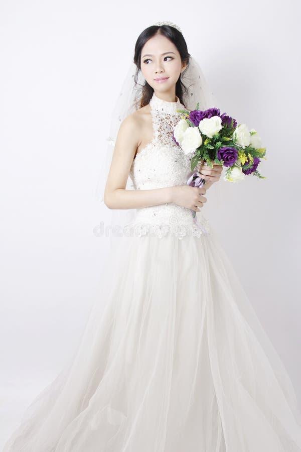 Bella sposa 1 immagine stock