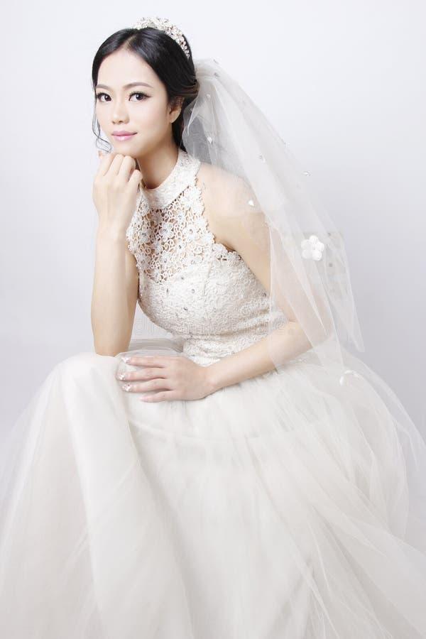 Bella sposa 3 fotografie stock libere da diritti