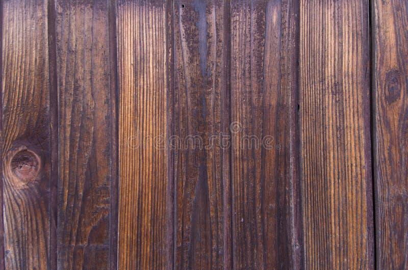 Bella struttura di legno naturale, linee verticali immagine stock