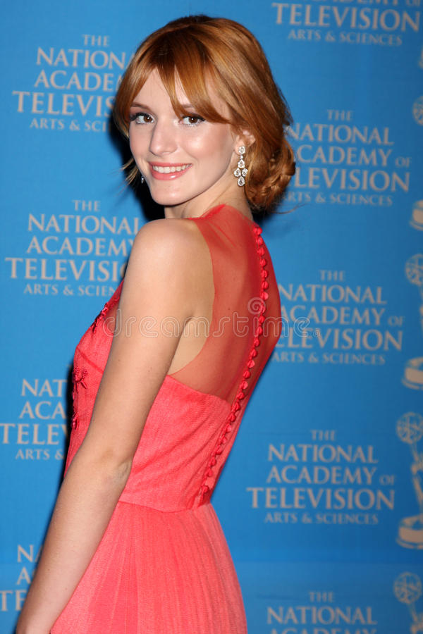 Download Bella Thorne Arrives At The 2012 Daytime Creative Emmy Awards Editorial Photo - Image: 25586991