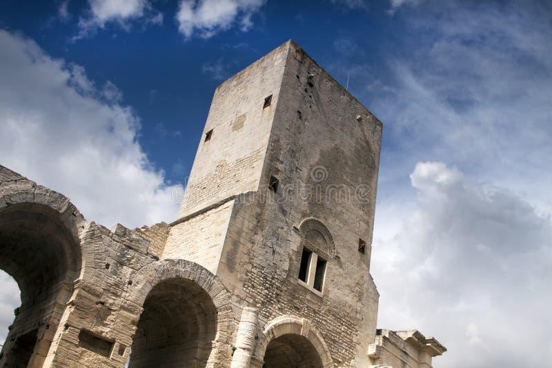 Download Bella torre dell'arena fotografia stock. Immagine di coltura - 56884166