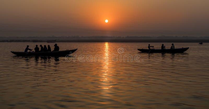 Bella vista di alba fotografia stock libera da diritti