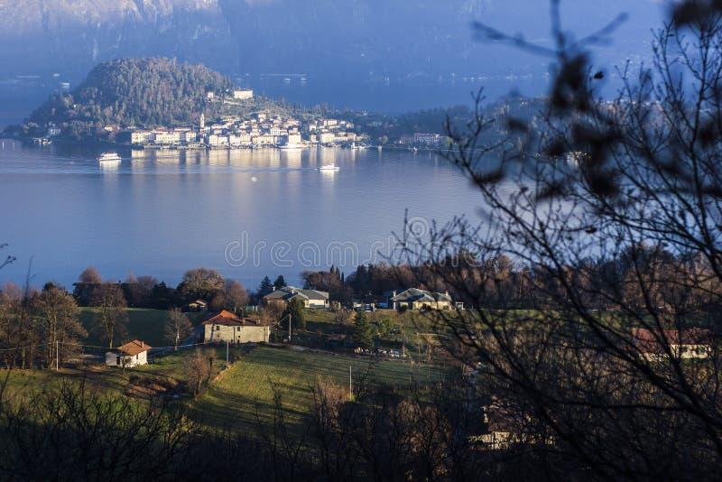 Bellagio royalty-vrije stock fotografie