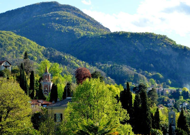 Bellagio royaltyfria foton