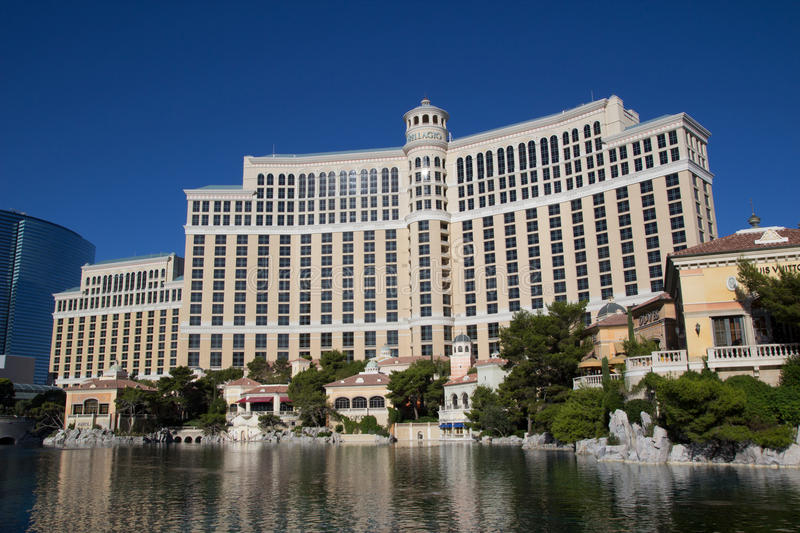 Download Bellagio Hotel editorial photo. Image of colorful, entertainment - 21272666