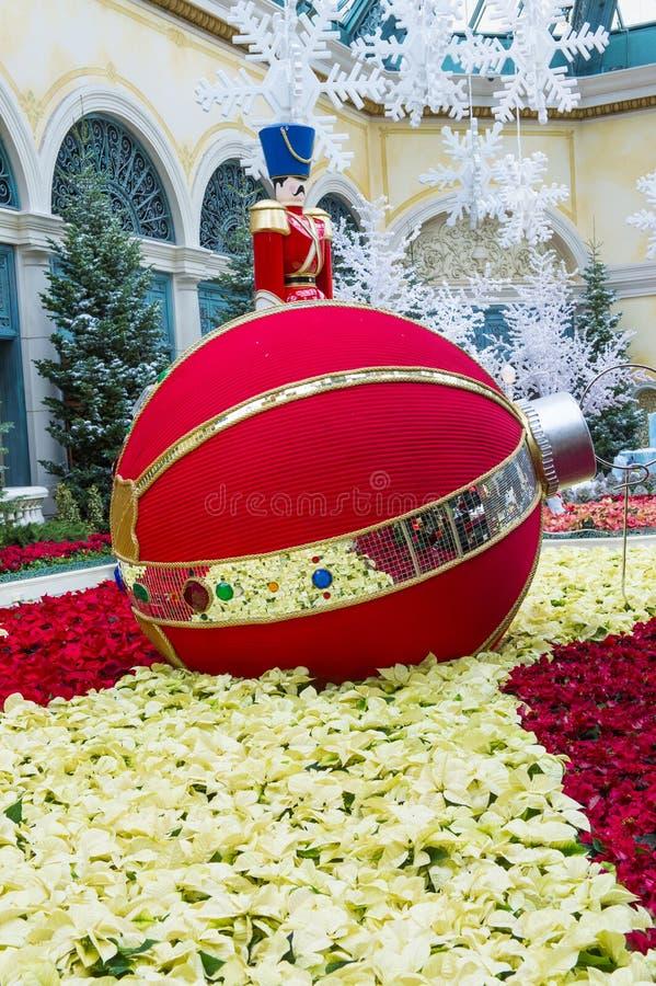 Download Bellagio Hotel Conservatory & Botanical Gardens Editorial Stock Image - Image: 30417234