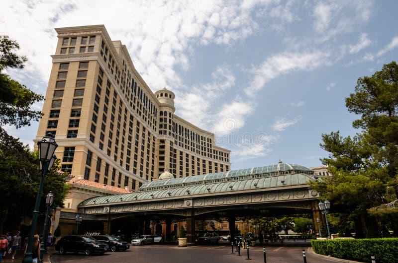 Bellagio Hotel Las Vegas royalty-vrije stock fotografie