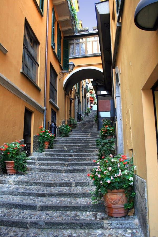 Bellagio, Italië royalty-vrije stock fotografie