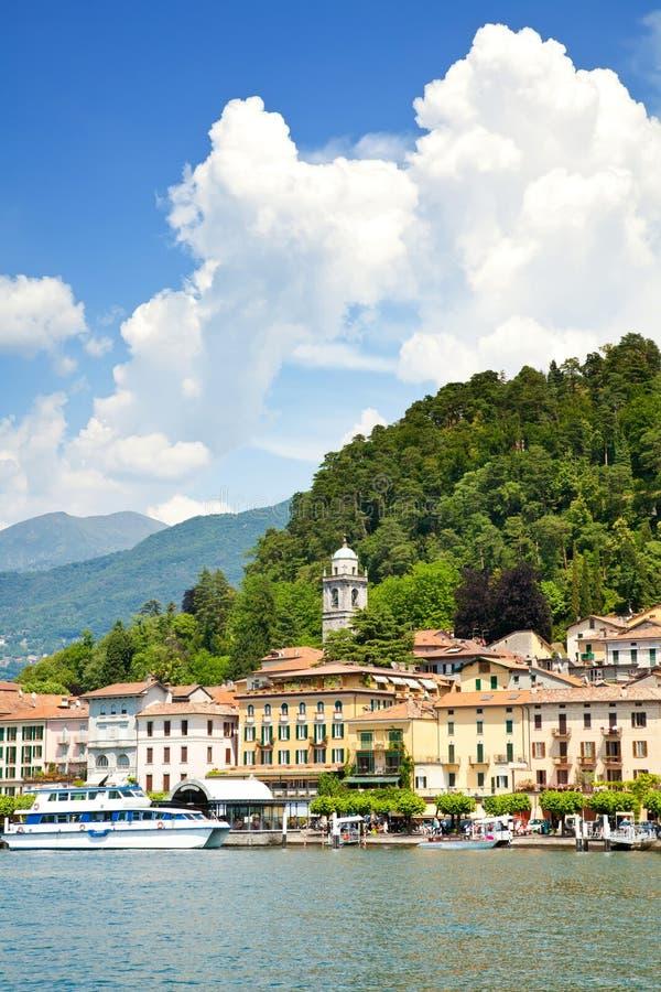 Bellagio, lago Como fotos de archivo