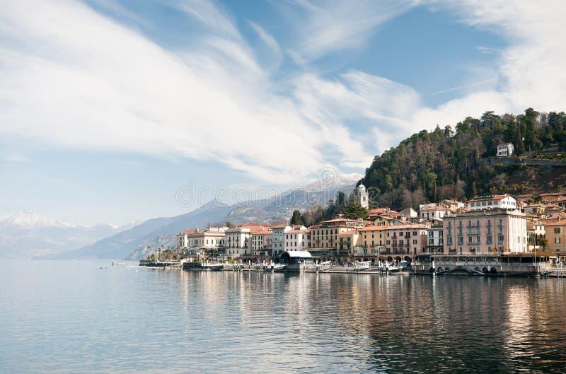 Bellagio, lago Como, Italia immagini stock libere da diritti