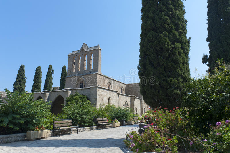 Download Bellapais -northern cyprus stock image. Image of ancient - 22133361