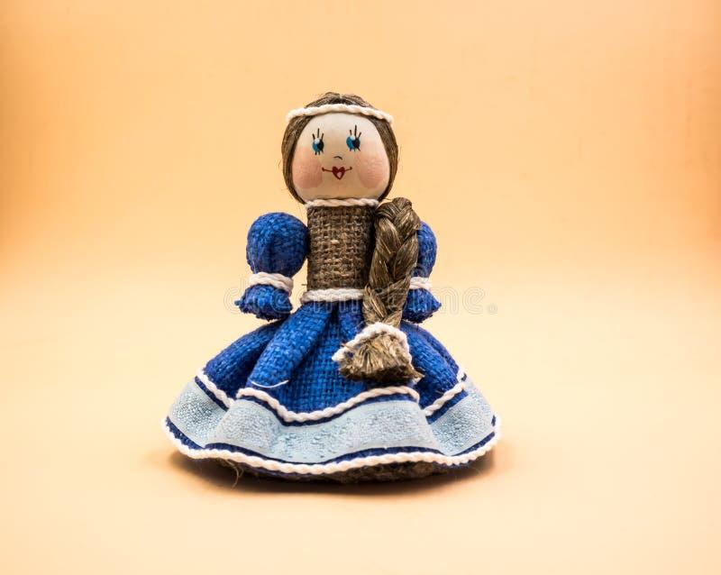 Bellarusianpoppen, speelgoed royalty-vrije stock afbeelding