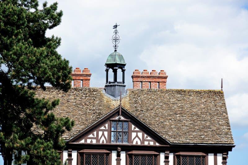 Bellcote en el edificio, Leominster imagenes de archivo