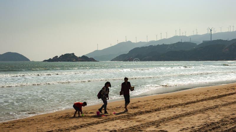 Belle île de Nanao photographie stock libre de droits