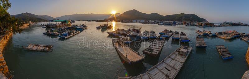 Belle île de Nanao photographie stock