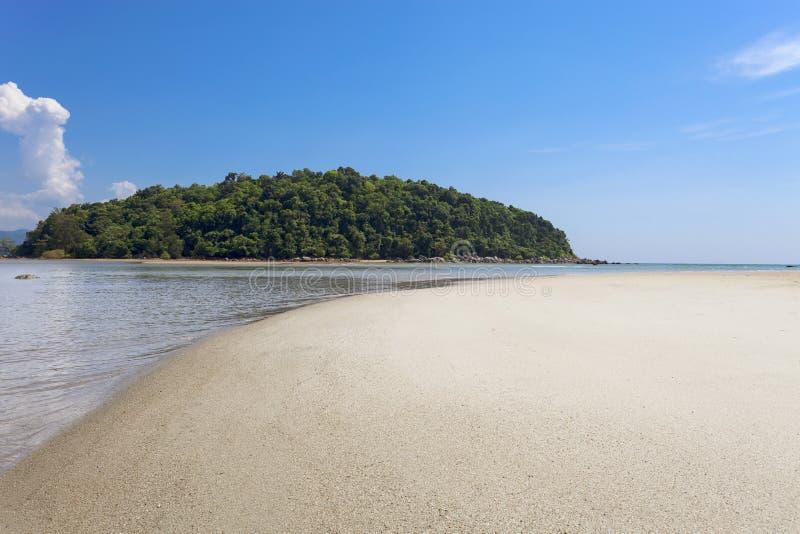 Belle île tropicale dans la saison d'été, phuket Thaïlande photo stock